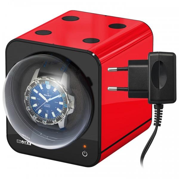 Boxy-Uhrenbeweger rot